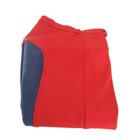 Ecotak Red Sticky Bum Jodhpurs