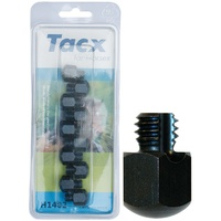 Tacx pack of 10 studs 3/8 14mm stub