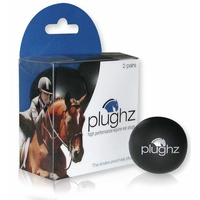 Plugz Equine Horse Size Ear Plugs - 2 pairs per box