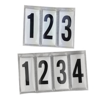 Hamag Replacement 4 Digit Numbers