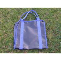 Ecotak PVC Hay Sling - Black/Royal Blue