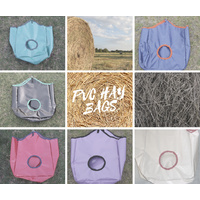 Design Your Own Custom Coloured PVC Hay Bag