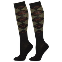 Harry's Horse Forest Night Socks