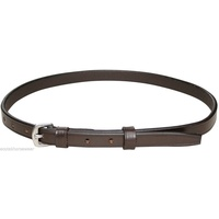 Harrys Horse Replacement Flash/Hanovarian Noseband Strap - Brown