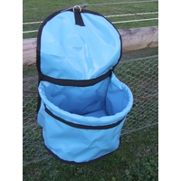 Design Your Own Custom Coloured PVC Portable Feed Bag