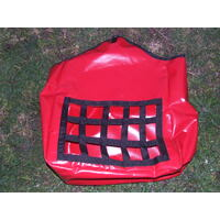 Ecotak Slow Feed PVC Hay Bag - Design your own custom coloured hay bag.