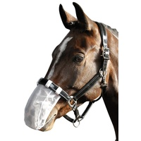 Harry's Horse Mesh Nose Net - White