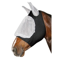 Harry's Horse Full Mesh face Lycra Fly mask with Ears