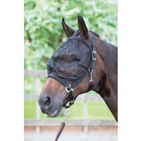 Harry's Horse Halter with Removable Fly Mask