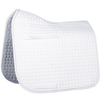 Harry's Horse Competition Saddle Pad - Full Size White.