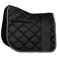 Harry's Horse Paruna Full Size Dressage Saddle Pad - Black