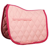 Harry's Horse Next Full Size Dressage Saddle Pad - light rose/fuchsia