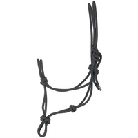 Harry's Horse Rope Halter - Black