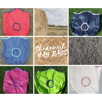 Design your own custom Shademesh Hay Bag