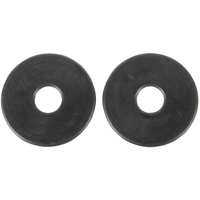 Harry's Horse Rubber Bit Guards - Black