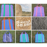 Ecotak PVC Hay Sling - Choose your own colours.
