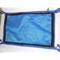 Ecotak Gate/stable/stall/yard guard Royal Blue & Black