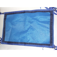 Ecotak Gate/stable/stall/yard guard Royal Blue & Navy