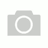 Ecotak Lycra Rugless Tail Bag - Black & green stripe - mini