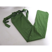 Ecotak Lycra Rugless Tail Bag - olive mini