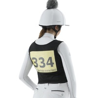 Premier Equine PEI Lycra Competition Number Holder/Vest