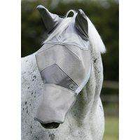 Premier Equine PEI Buster Fly Mask xtra with ears & nose