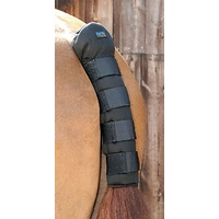 Premier Equine Stay Up Horse Tail Guard - Black