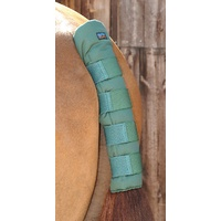 Premier Equine Stay Up Horse Tail Guard - green