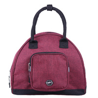QHP safety helmet bag - burgundy