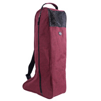 QHP horse riding boot bag