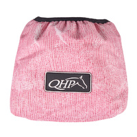 QHP stirrup covers Blossom pink