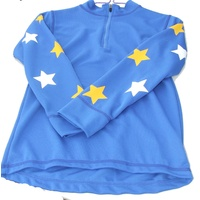 Equetech Cross Country Colours childrens Royal with white & yellow stars small