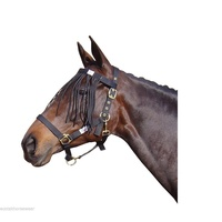 Harry's Horse Fly Browband with Fringe