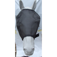 Ecotak Black Fly Mask/Veil
