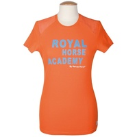 Harry's Horse Malibu Short Sleeve T Shirt - Orange