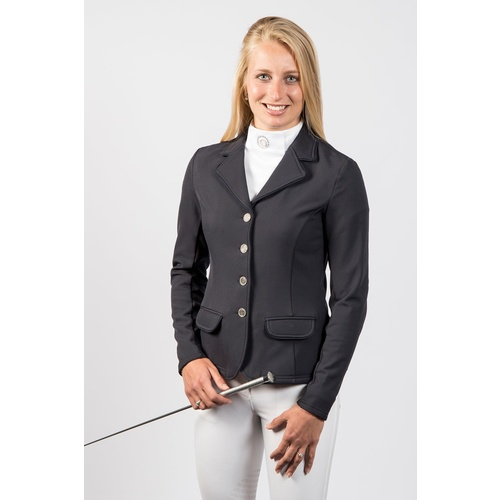 Harry's Horse St Tropez II Softshell Riding Jacket NAVY [Size: Large]