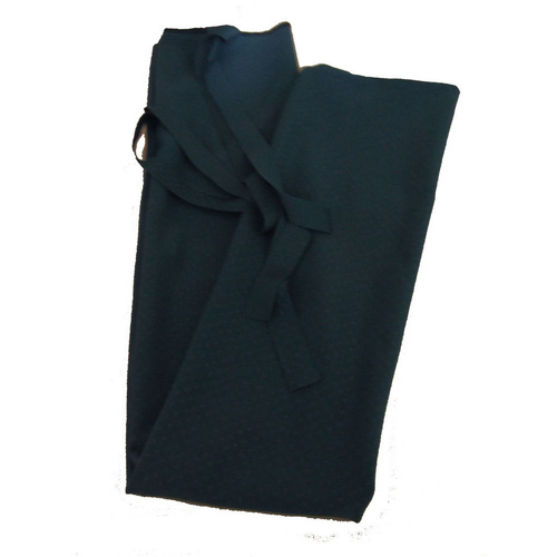Ecotak Lycra Rugless Tie in Tail Bag - Charcoal Grey  [size: shetland]